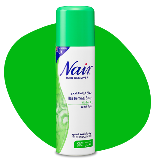 NAIR™ KIWI HAIR REMOVAL SPRAY