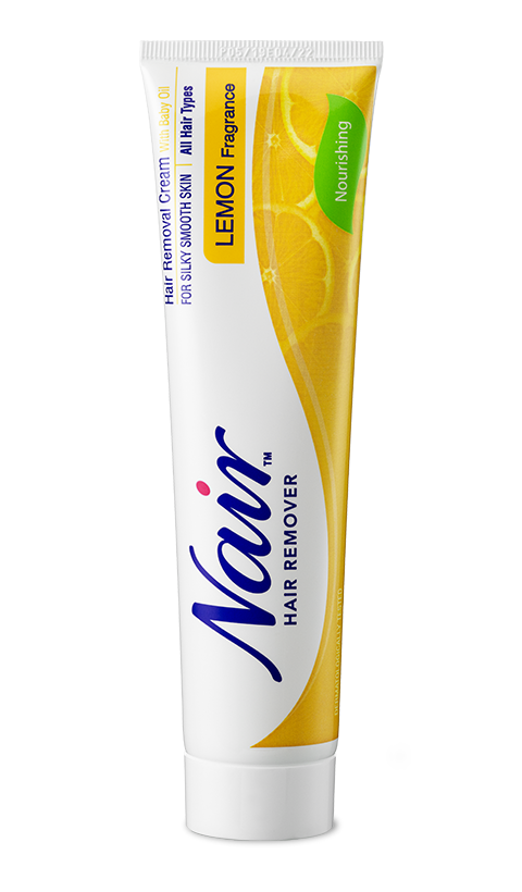 NAIR™ LEMON HAIR REMOVAL CREAM