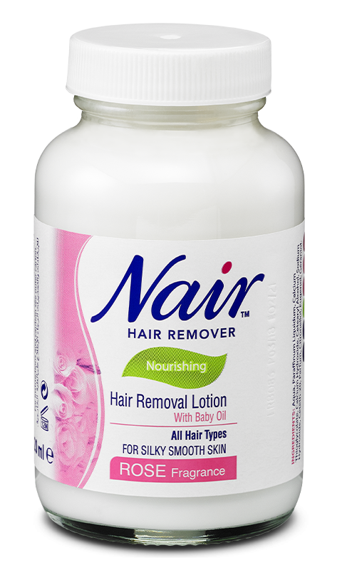 NAIR ROSE HAIR REMOVAL LOTION