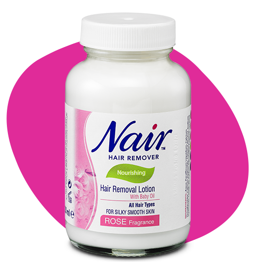 NAIR™ ROSE HAIR REMOVAL LOTION